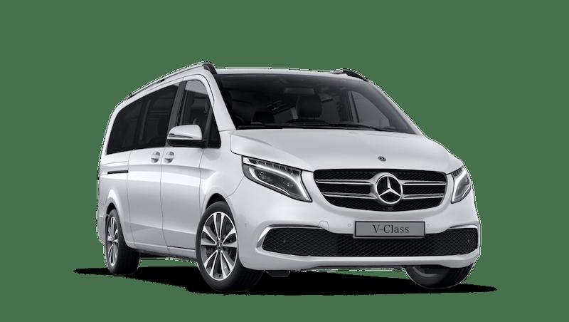 Mercedes Benz V-Class AMG Line