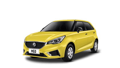 NEW MG3 with 0% APR!