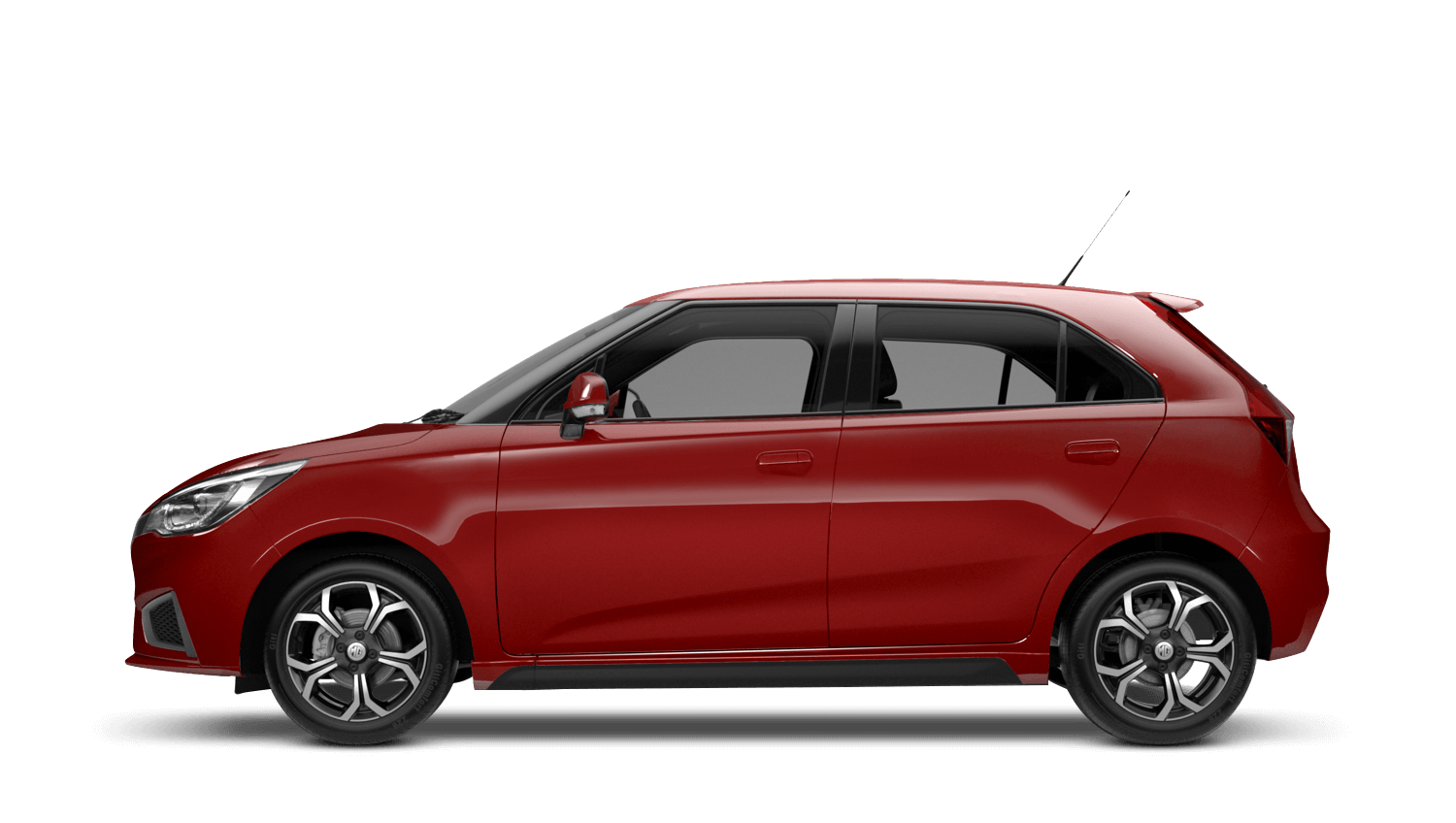 Ruby Red New MG3