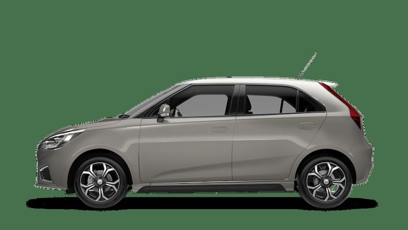 Aspen Silver New MG3