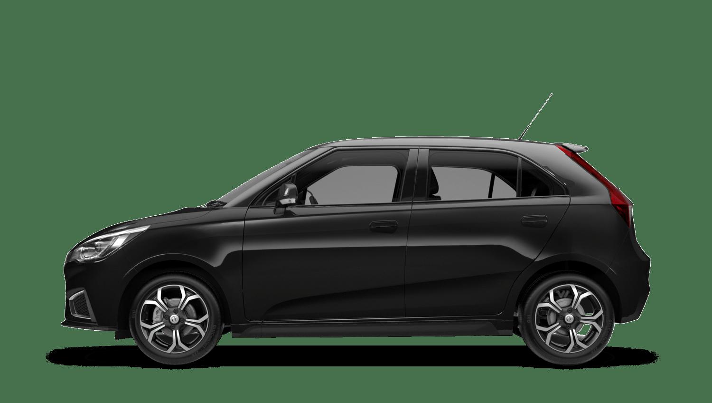 Black Pearl New MG3
