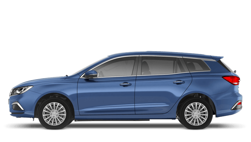 Piccadilly Blue All New MG5 EV