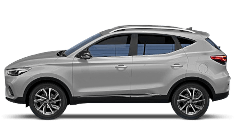 Cosmic Silver New MG ZS