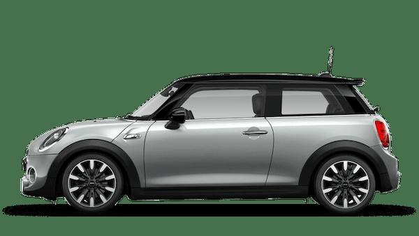 2.0i Cooper S Exclusive Sport-Auto 3 door