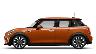 MINI 5 Door Hatch Cooper Exclusive