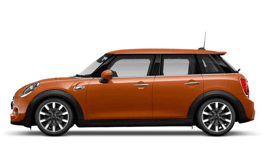 MINI 5 Door Hatch Cooper S Exclusive