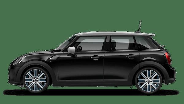2.0i Cooper S Exclusive Sport-Auto 5 door