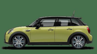 New MINI 5-Door Hatch Cooper S Exclusive