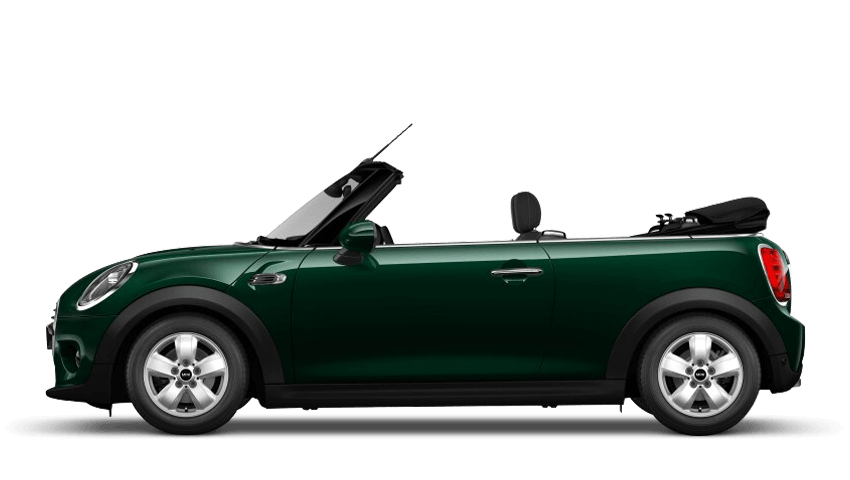 British Racing Green (Metallic) MINI Convertible