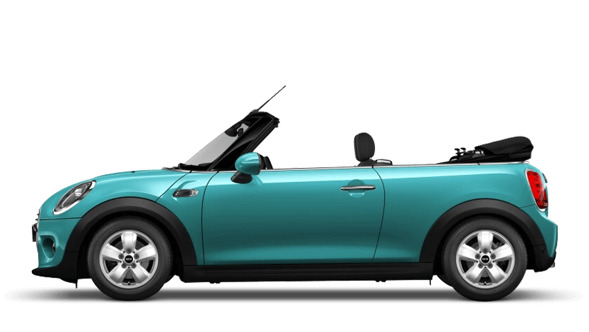 Caribbean Aqua (Metallic) MINI Convertible