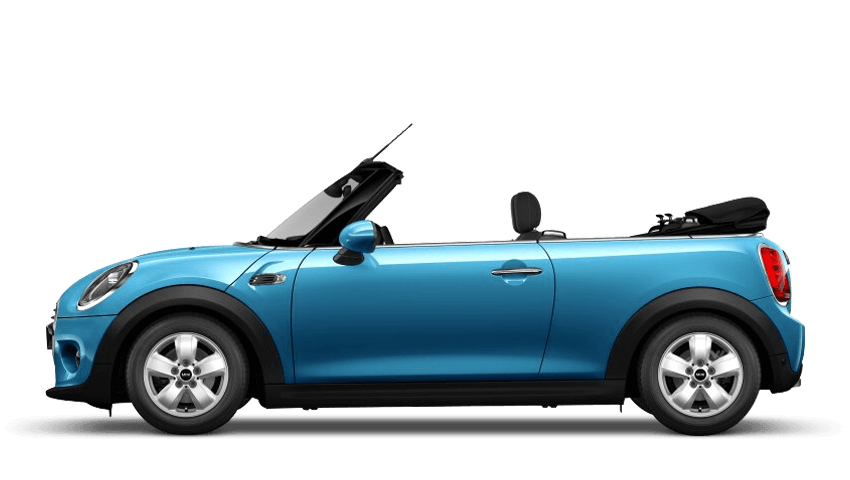 Electric Blue (Metallic) MINI Convertible