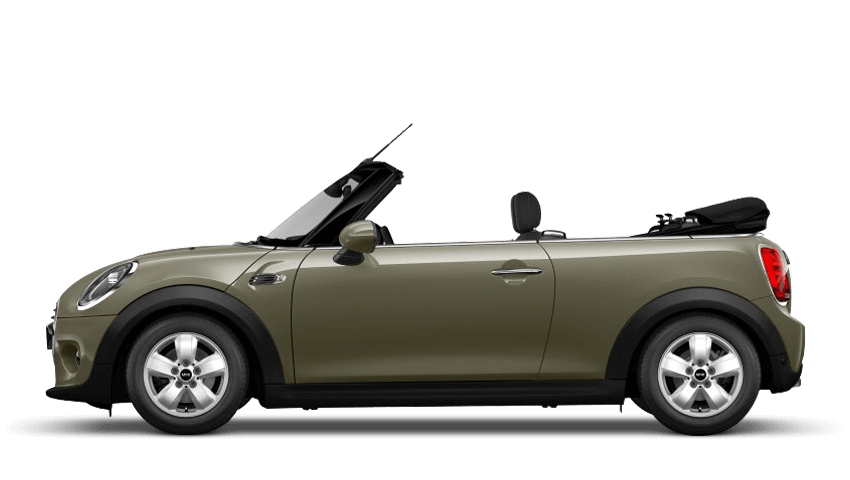 Emerald Grey (Metallic) MINI Convertible