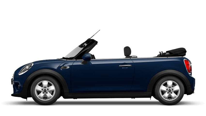 Lapisluxury Blue (Solid) MINI Convertible