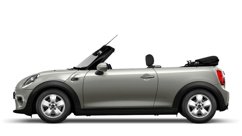 Melting Silver (Metallic) MINI Convertible