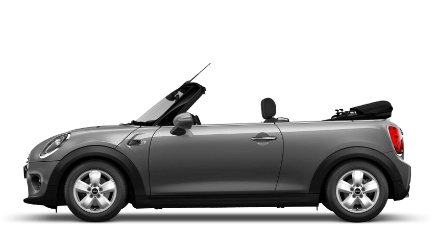 Moonwalk Grey (Metallic) MINI Convertible