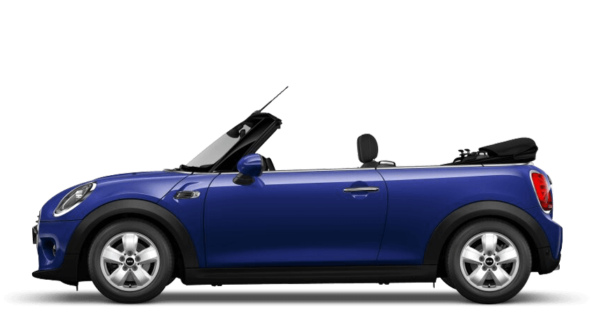 Starlight Blue (Metallic) MINI Convertible