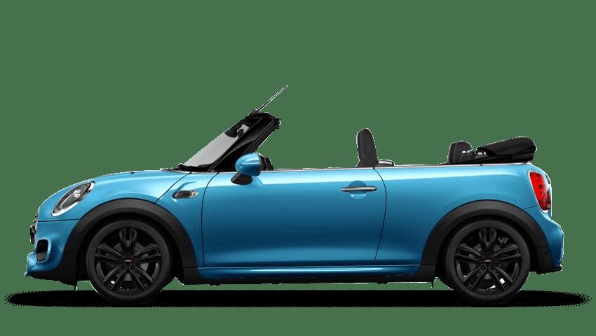 Electric Blue (Metallic) MINI Convertible