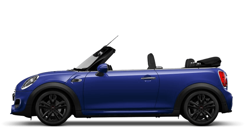 Starlight Blue (Metallic) MINI Convertible