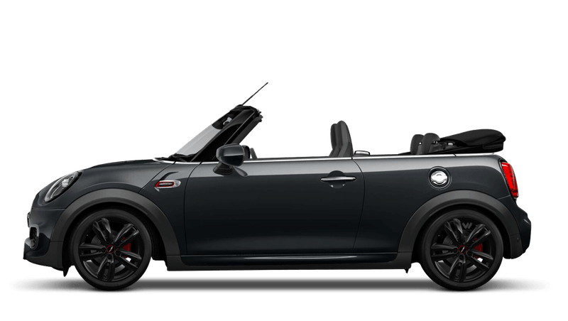 MINI Convertible John Cooper Works