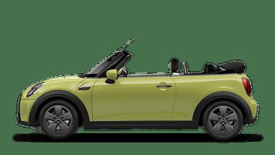 New MINI Convertible Cooper S Classic