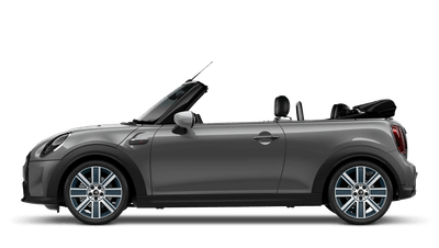 New MINI Convertible Cooper S Exclusive