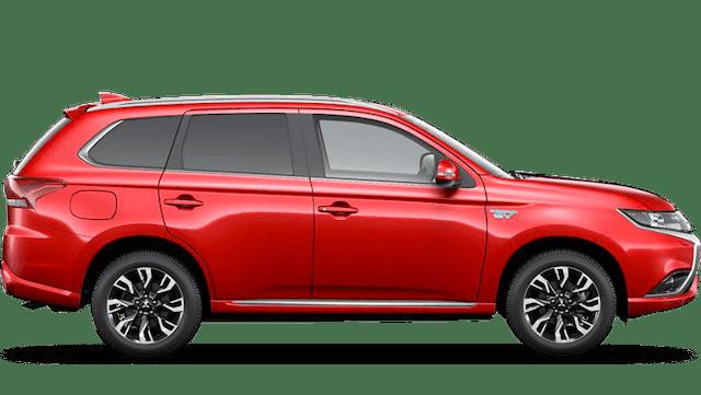 New Mitsubishi Outlander PHEV 3H Auto Offer