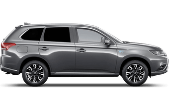 Outlander PHEV Commercial