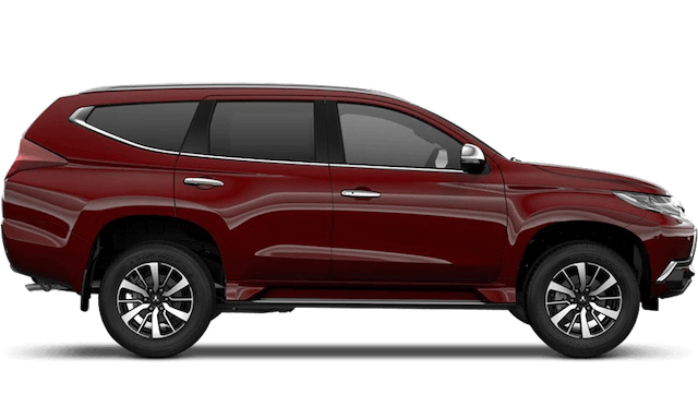 All-New Mitsubishi Shogun Sport