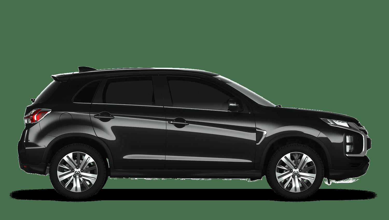 Amethyst Black Mitsubishi Asx New