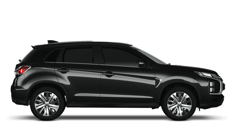 Amethyst Black New Mitsubishi ASX