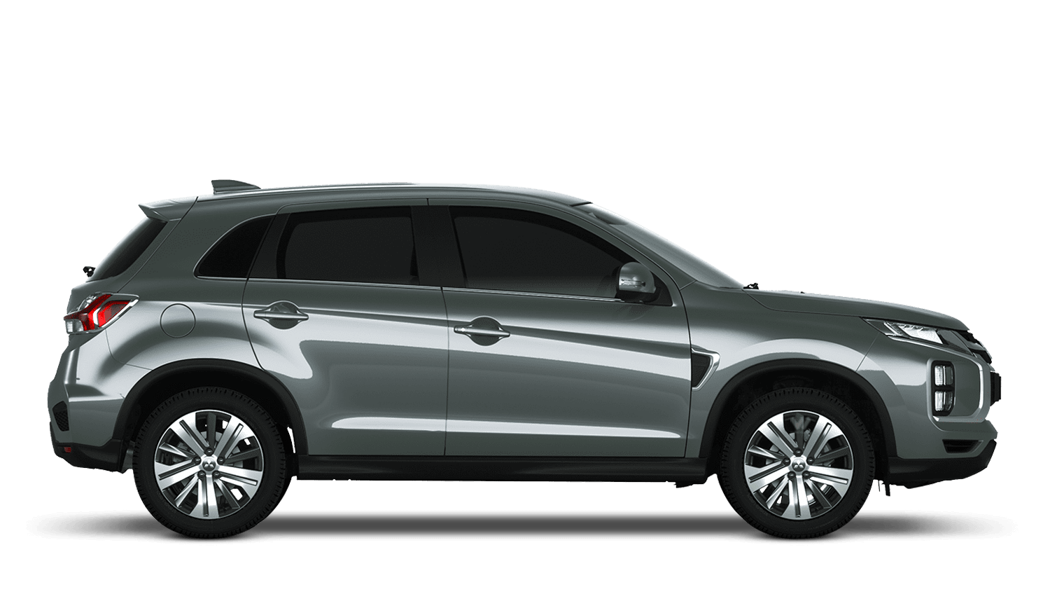 Atlantic Grey Mitsubishi Asx New
