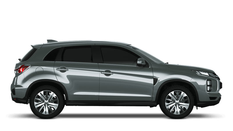 Atlantic Grey New Mitsubishi ASX