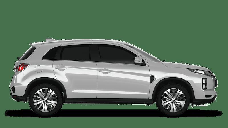 Frost White New Mitsubishi ASX