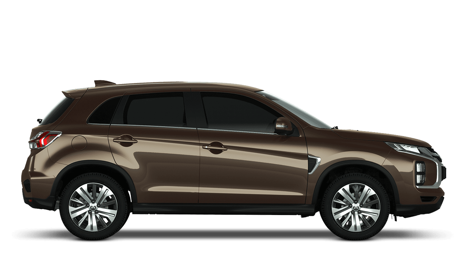 Oak Brown Mitsubishi Asx New