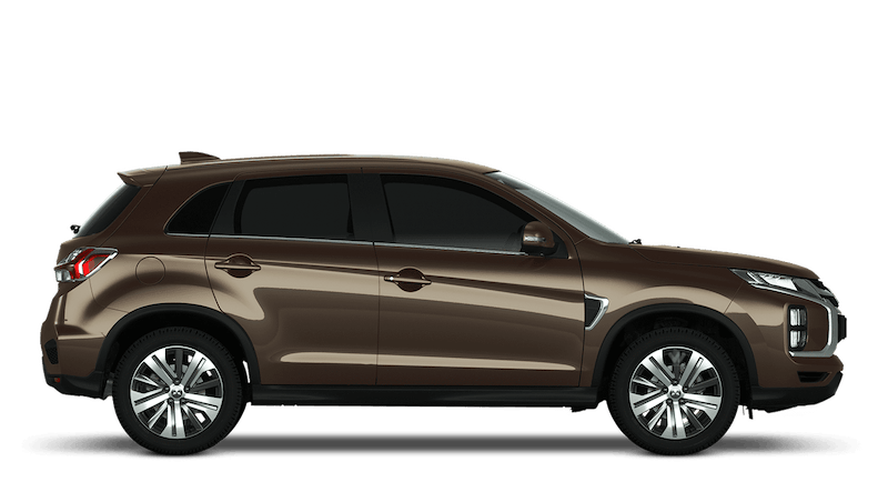 Oak Brown New Mitsubishi ASX