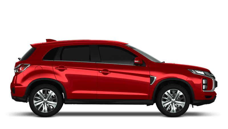 Red Diamond New Mitsubishi ASX