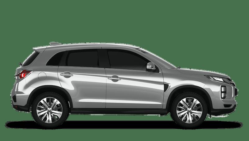 Sterling Silver New Mitsubishi ASX