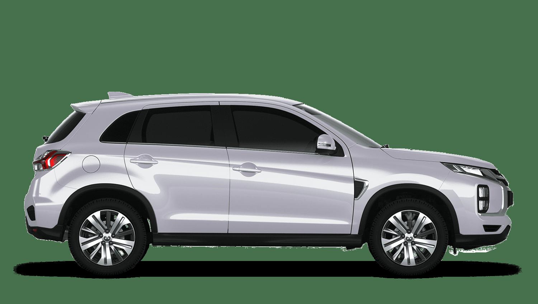 White pearl Mitsubishi Asx New