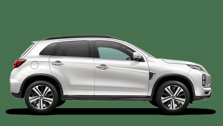 Frost White Mitsubishi Asx New