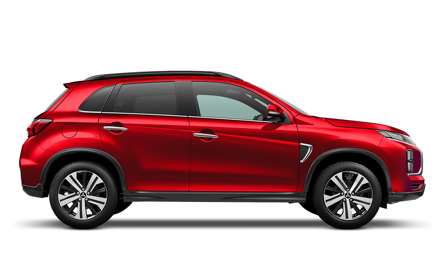 Red Diamond Mitsubishi Asx New