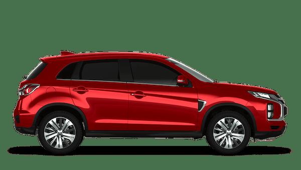 New Mitsubishi ASX Dynamic