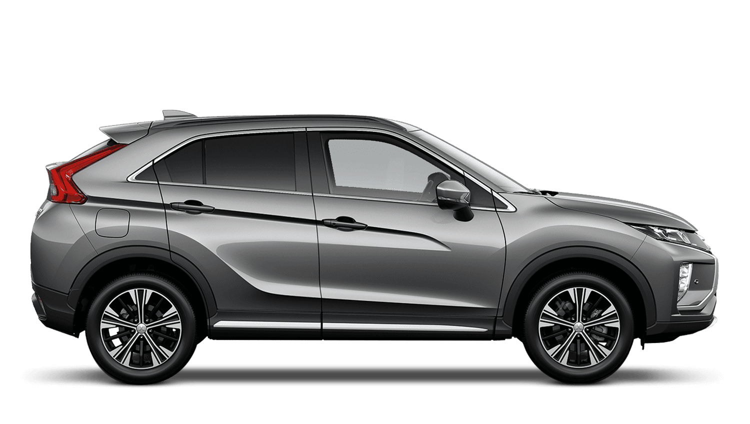 Atlantic Grey Mitsubishi Eclipse Cross