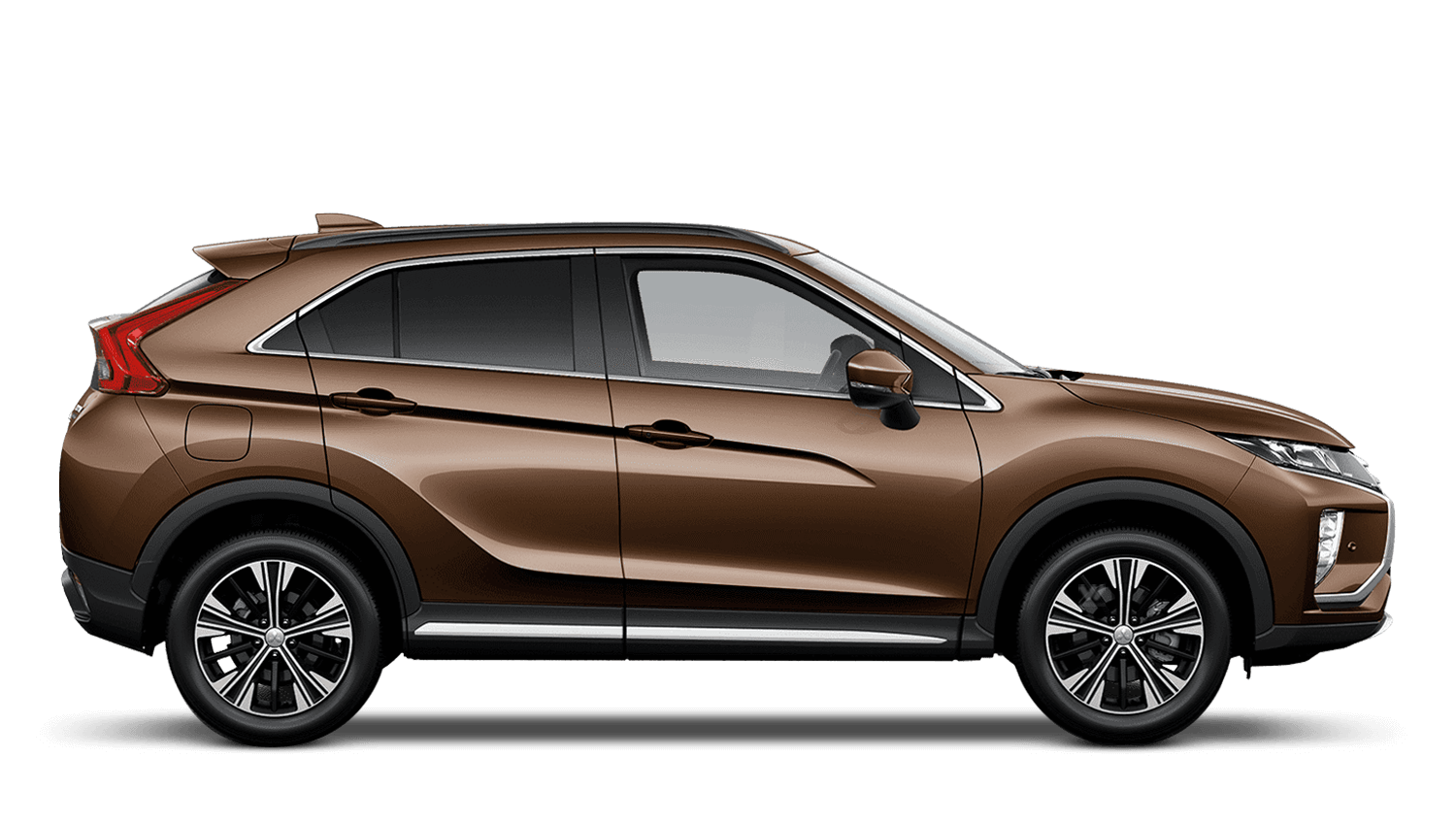 Bronze Mitsubishi Eclipse Cross
