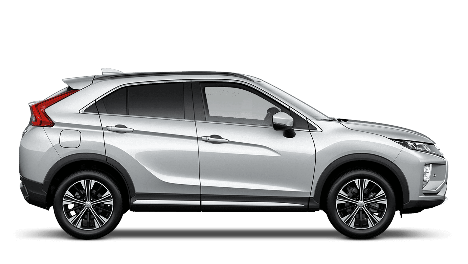 Sterling Silver Mitsubishi Eclipse Cross