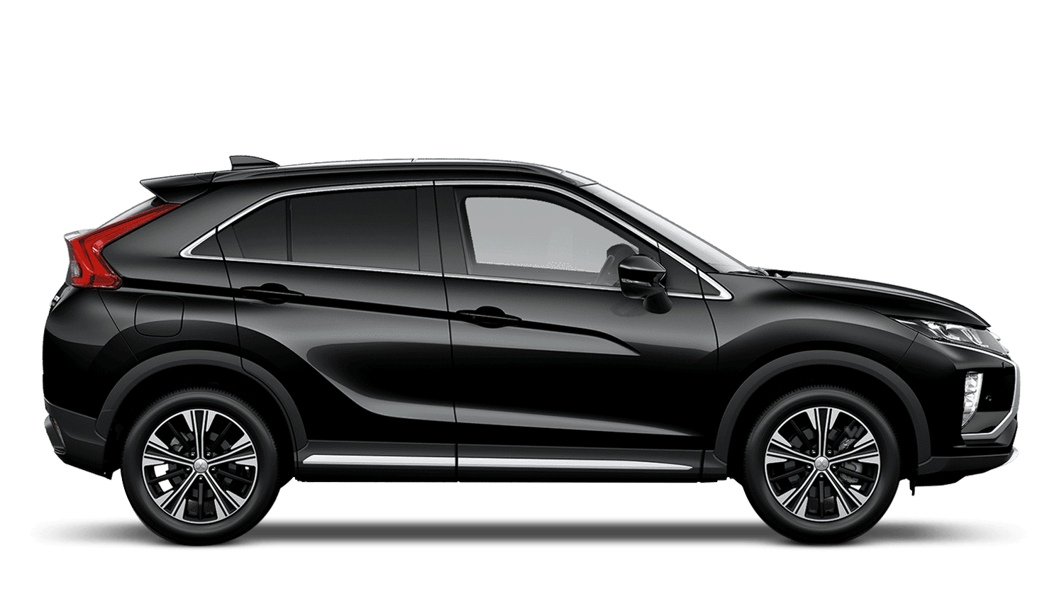 Amethyst Black Mitsubishi Eclipse Cross
