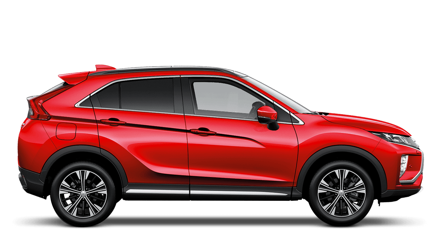 Red Diamond Mitsubishi Eclipse Cross