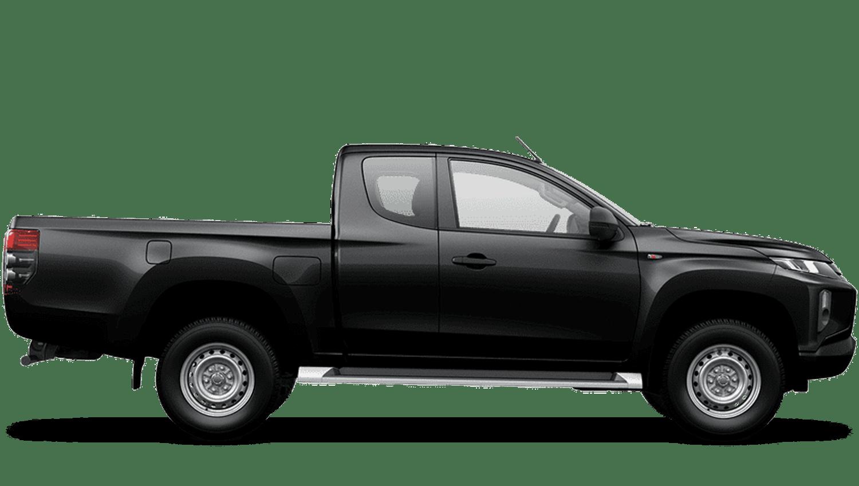 Jet Black All-New Mitsubishi L200