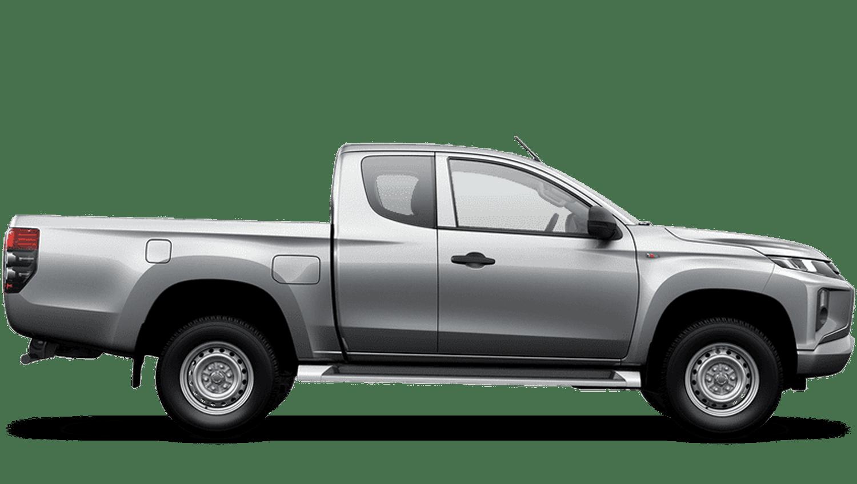 Sterling Silver All-New Mitsubishi L200