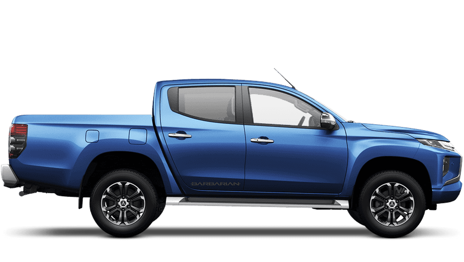 Electric Blue All-New Mitsubishi L200
