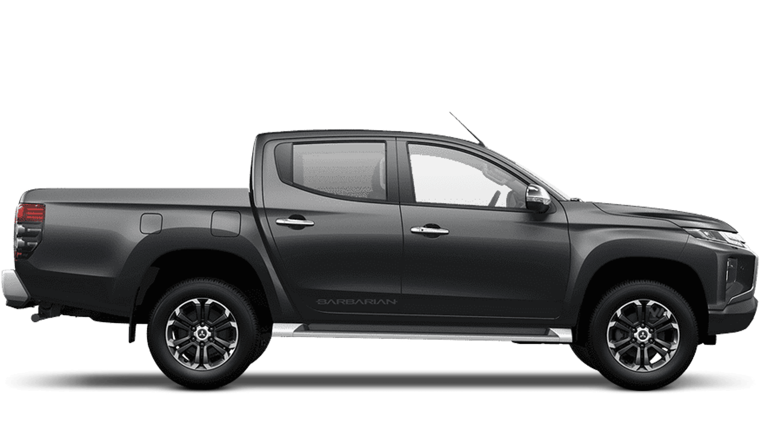 Graphite Grey All-New Mitsubishi L200